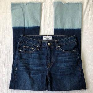 [Derek Lam] 10 Crosby Denim Flip-Flop Flare Jeans